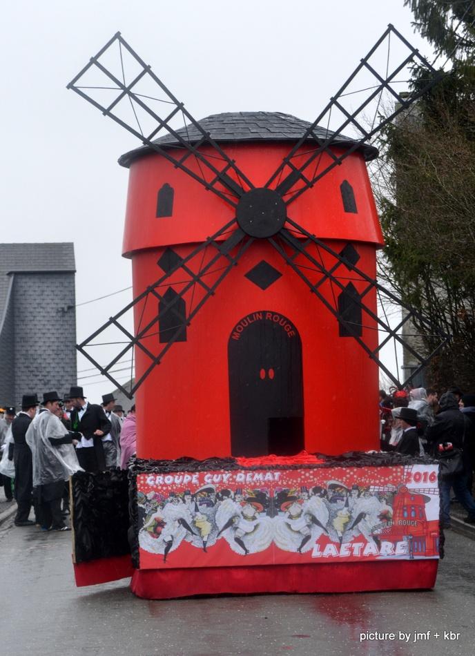 Char Moulin rouge