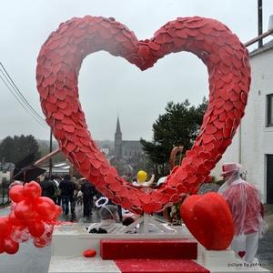 Char St Valentin