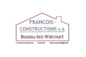 François Constructions SA